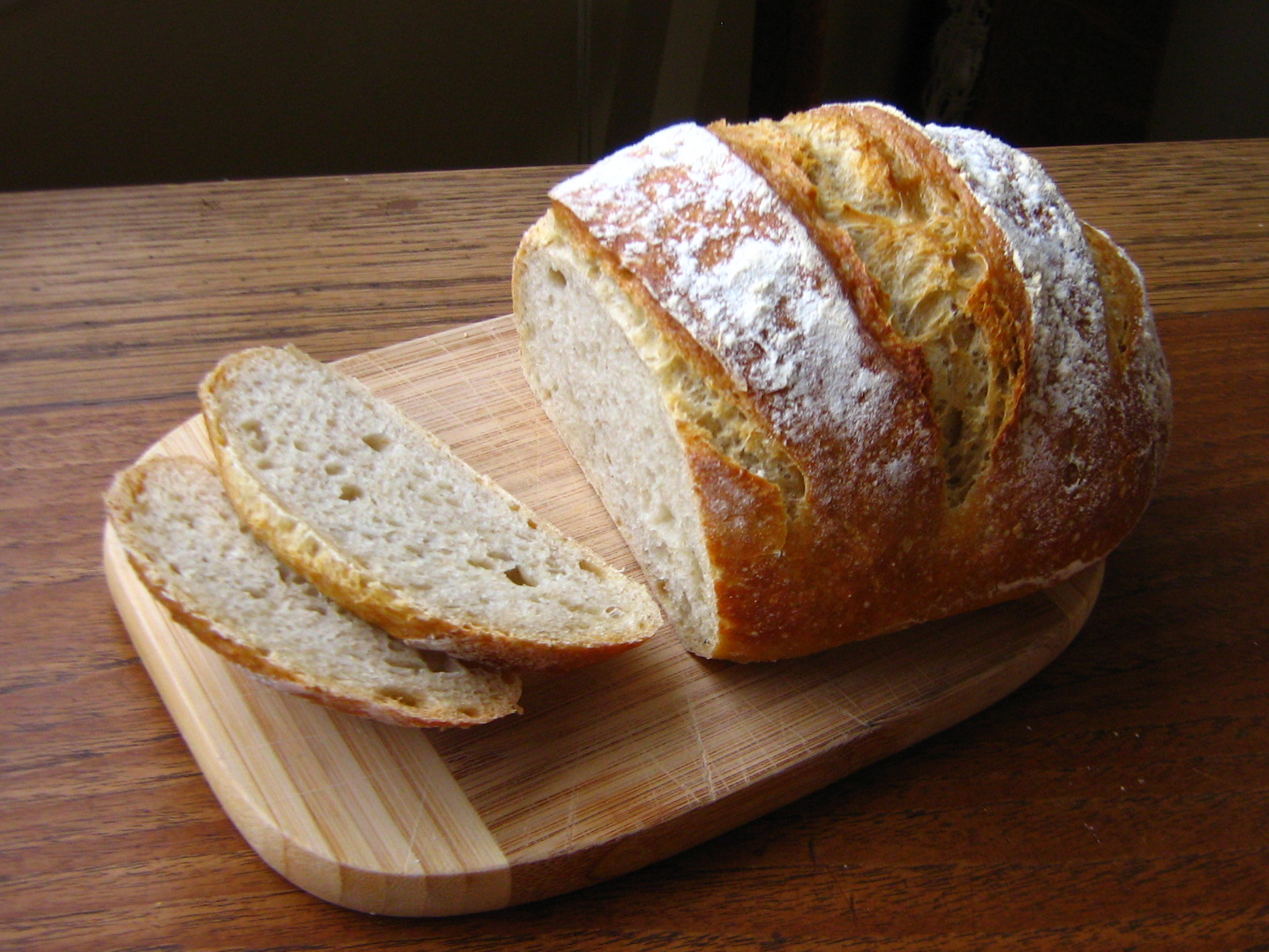 Crusty No-Knead Bread… in 5 Minutes a Day!