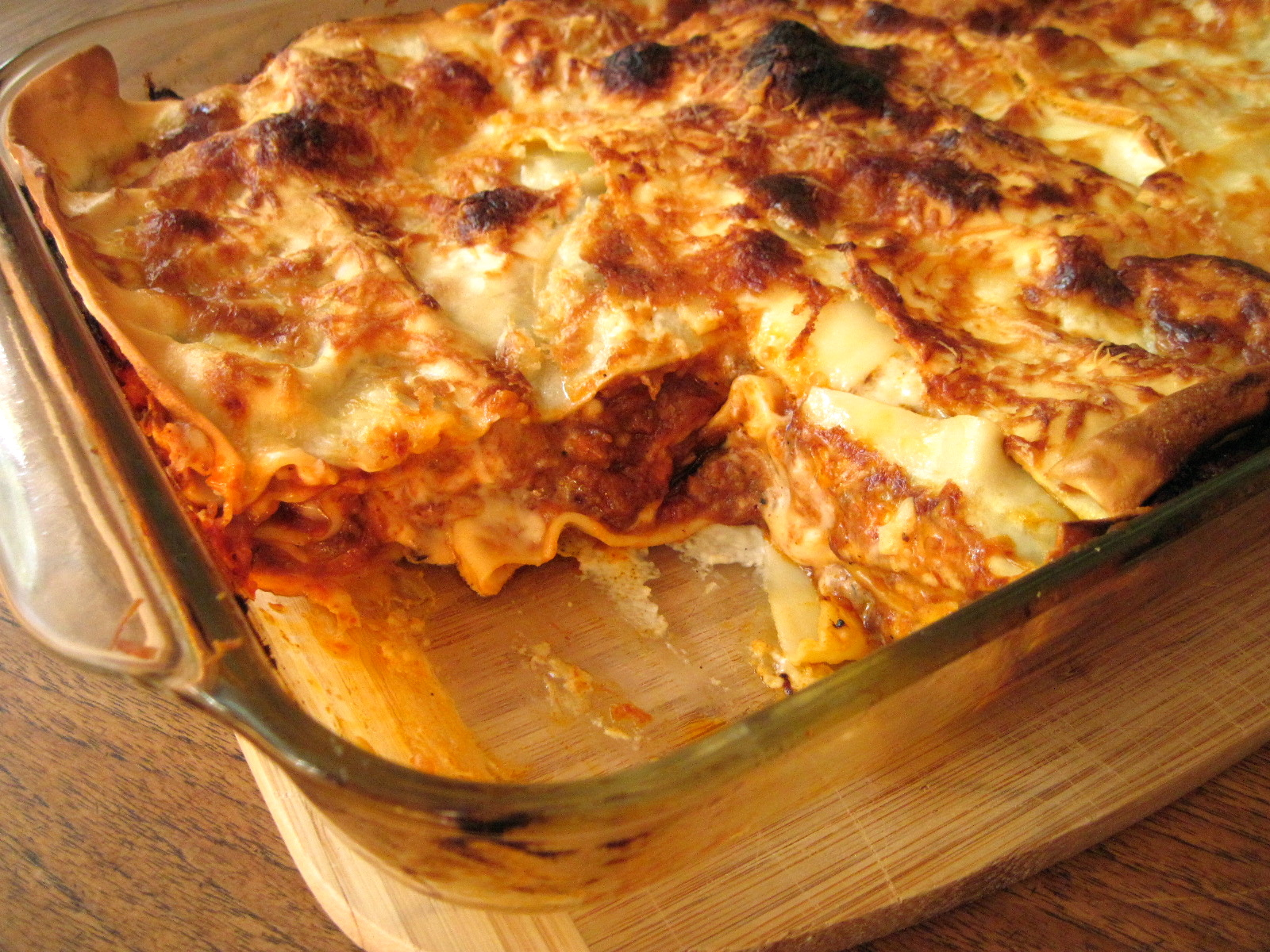 Lasagne Bolognese | Korena in the Kitchen