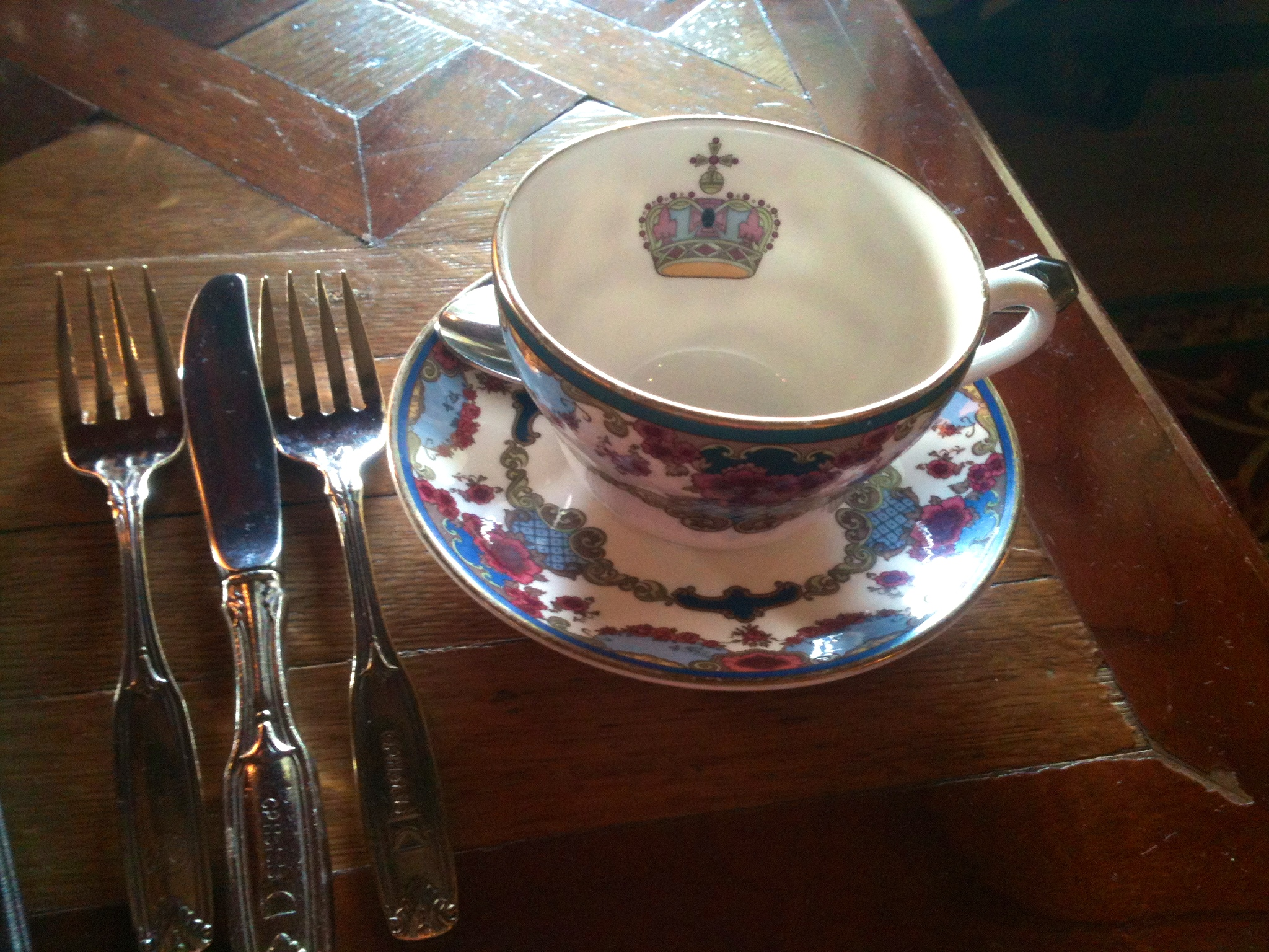 Tea at The Empress | Korena in the Kitchen