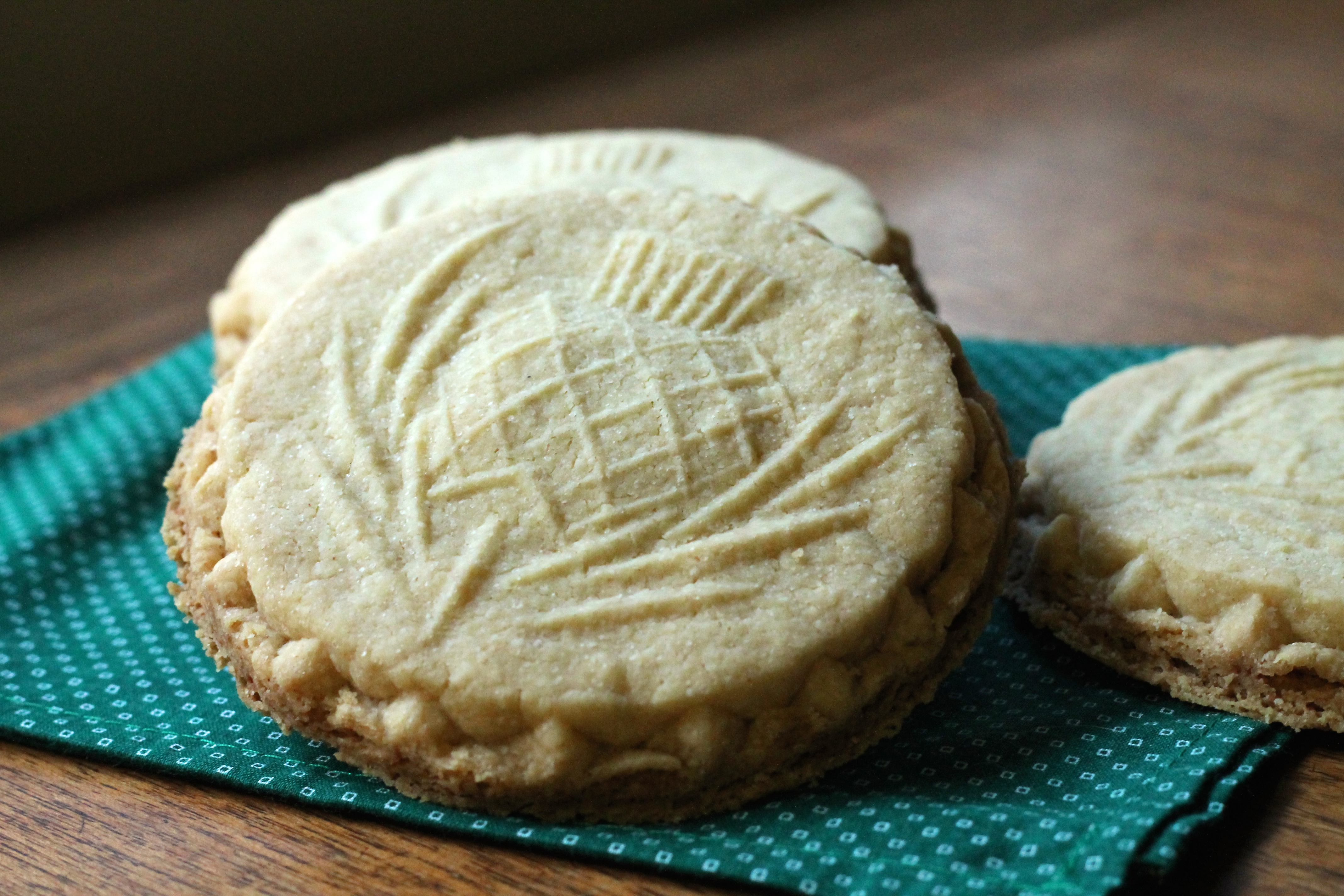 Classic Molded Shortbread | Korena in the Kitchen
