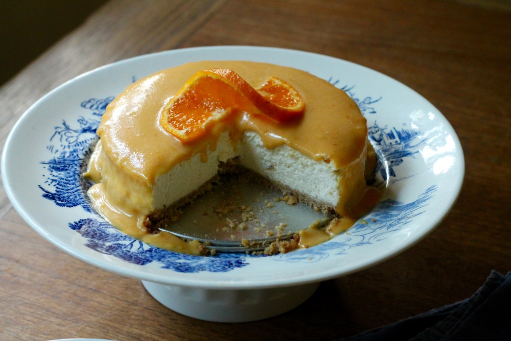 Creamsicle Cheesecake | Korena in the Kitchen