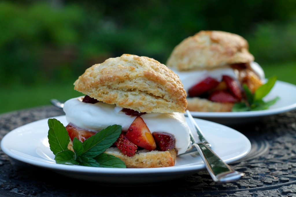 Sourdough Scones and Shortcakes | Korena in the Kitchen