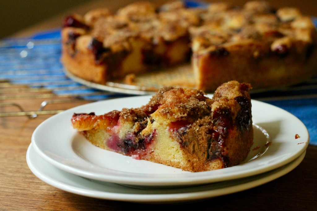 Perfect Plum Cake | Korena in the Kitchen