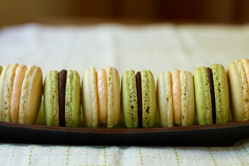 French Meringue Macarons | Korena in the Kitchen