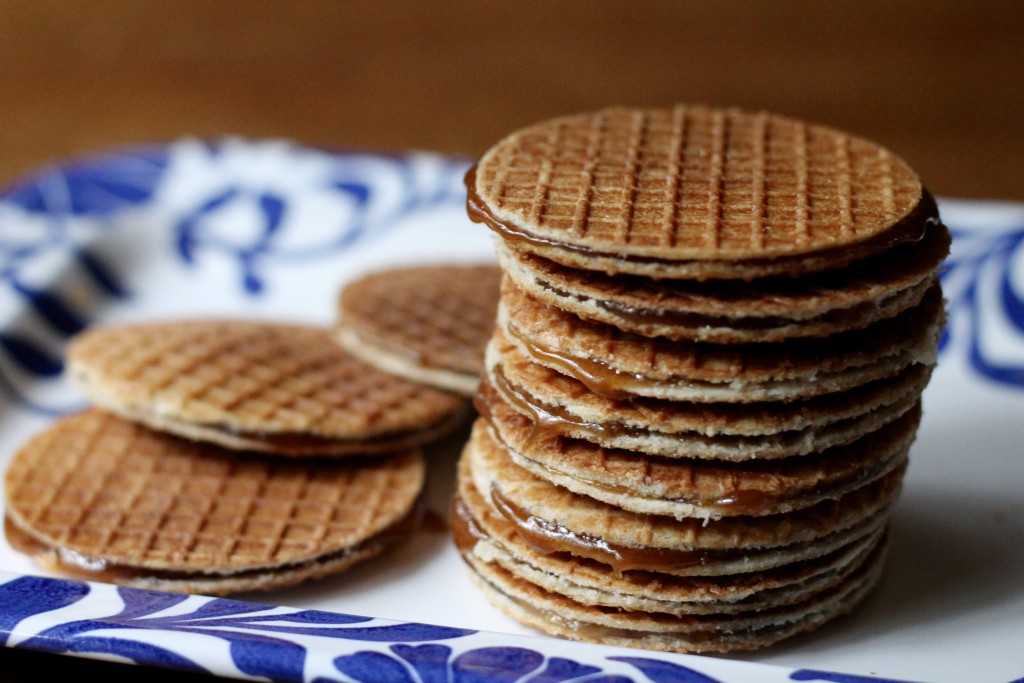 Maple Stoopwafels | Korena in the Kitchen