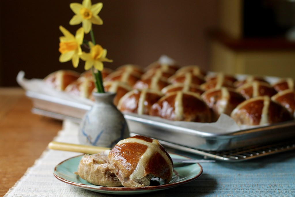 Hot Cross Buns V6.0 | Korena in the Kitchen