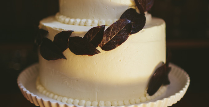 Homemade Wedding Cake, Part I: Vanilla Butter Cake Recipe