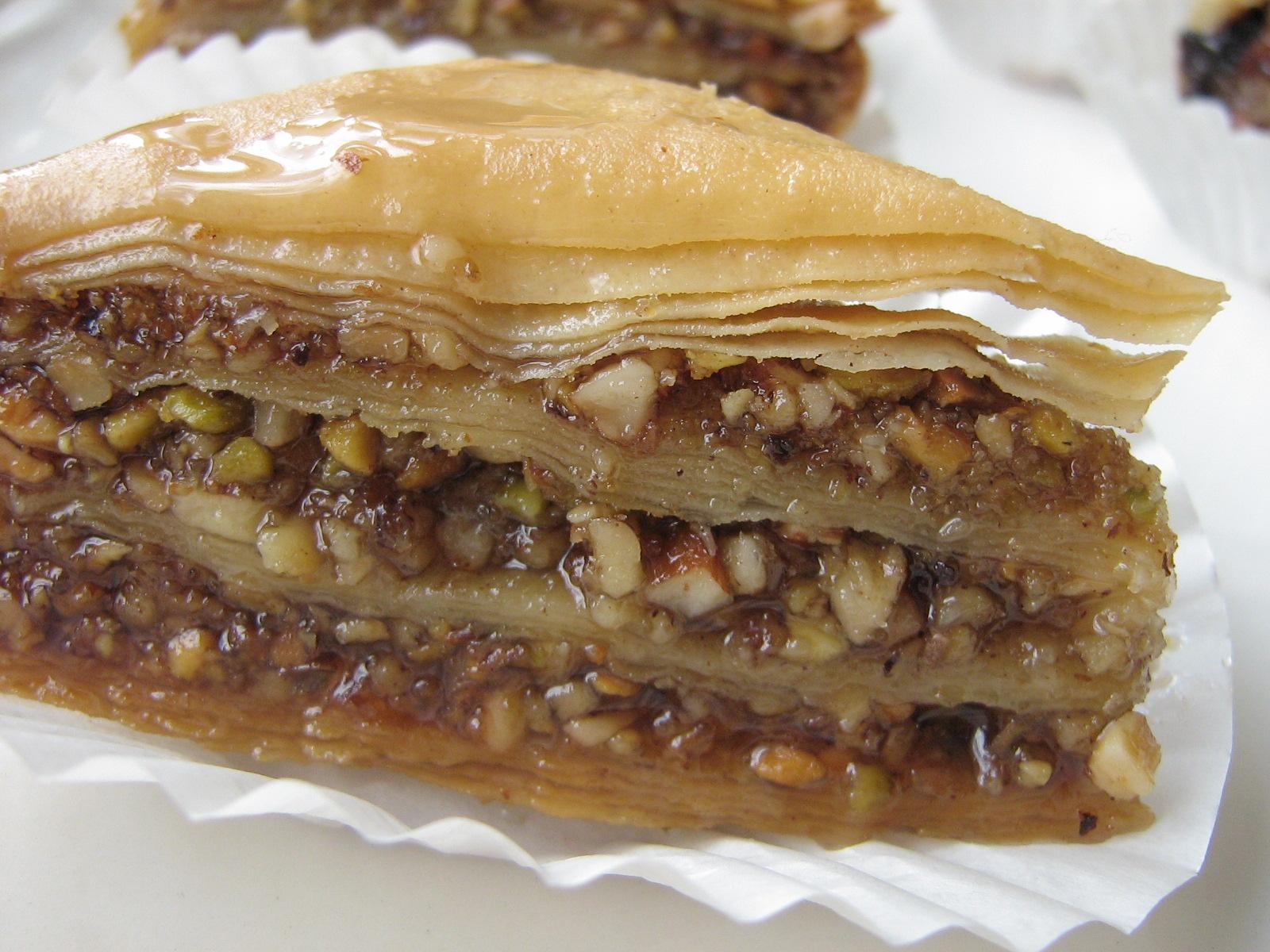 Greek Cheese Cake Recipes