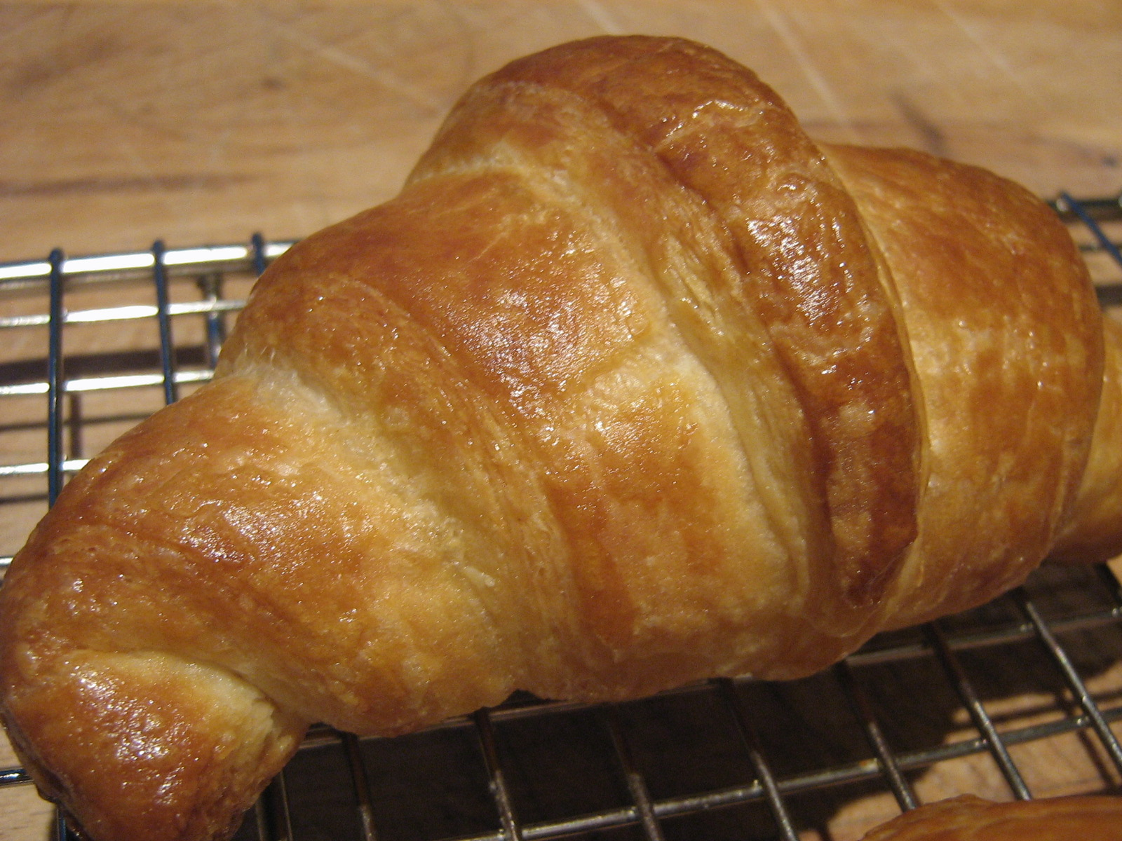 How to cook croissants