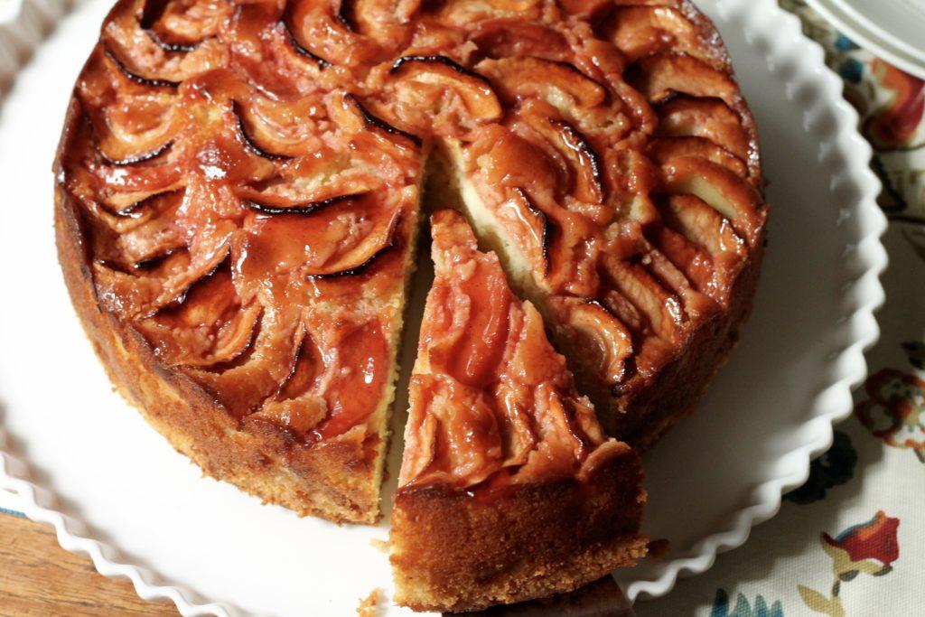 Apple Cake Luisa